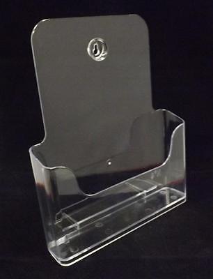 Prospektständer DIN A4  Prospekthalter Thekenaufsteller 37700 # I520