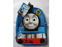 BRAND NEW WITH TAGS. THOMAS AND FRIENDS 3D BACKPACK.