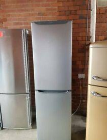 Silver Hotpoint Future A+++ Class Tall Firdge Freezer