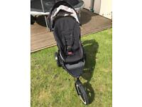 Phil and ted navigator double buggy . Phil&ted pushchair. Pram