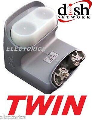 Dual Twin Hd Lnb Dlnb Switch Dish Network Legacy Sw21 Hdt...