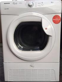 Hoover 8kg condenser tumble dryer reconditioned
