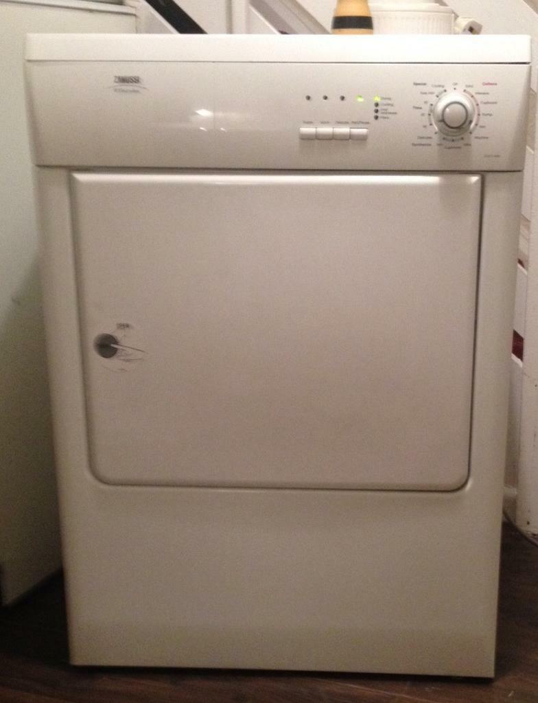 Zanussi 7kg tumble dryer in great condition and fully working order