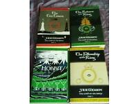 Boxed set The Hobbit and Lord of the Rings