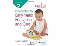 introduction to early years education and care