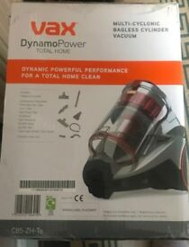 Brand new Unopened Vax Dynamo Power Total Home Cylinder Vacuum Cleaner Bagless Corded C85-ZH-TE