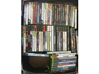 Large Xbox original games bundle!