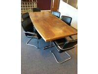 Boardroom/meeting/conference table £40 no offers