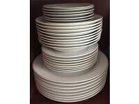 For Sale Brand New 40 Piece Dinnerware set