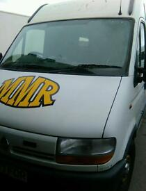 Renault master 2.8 5speed