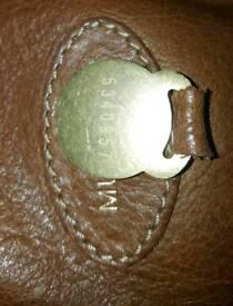 Mulberry Bayswater Handbag & Matching Purse
