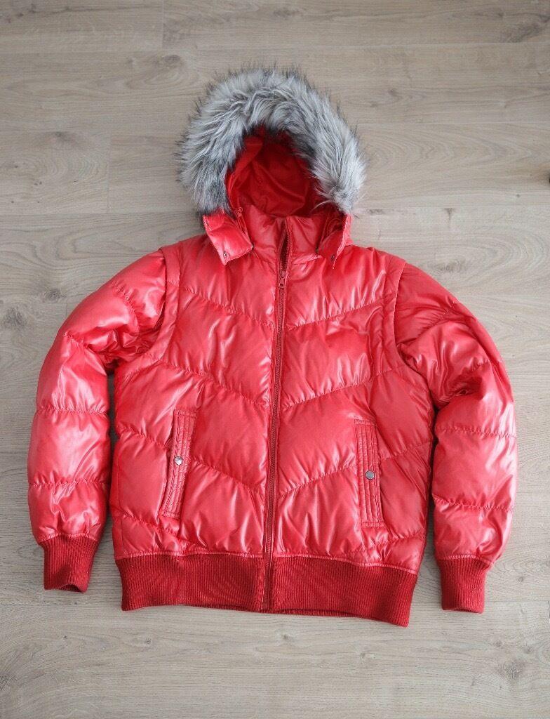 Mens jacket gumtree - Uniqlo Premium Down Hooded Convertible Jacket Hoodie Men Size L