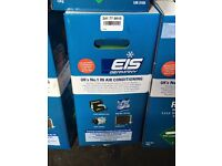 12kg R134a Air conditioning gas £90 new bottle refillable