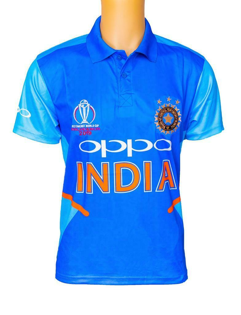 brand new d3f9c 8987a India Cricket Team Jersey Shirt ICC World Cup 2019 | in Stratford, London |  Gumtree