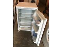 Small Hotpoint Very Nice Fridge Fully Working Order