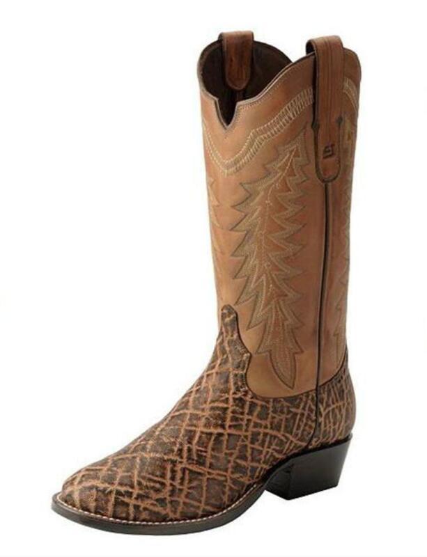 Tony Lama Elephant Boots Ebay
