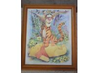 Picture. Winnie the Pooh And Tigger Too
