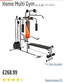 V-fit home multi gym