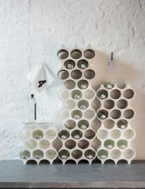 koziol wine rack x 8 ( the picture has 6 pieces)
