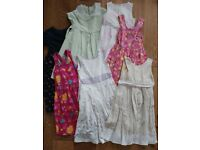 Girls Good Quality Summer Dresses Age 6-7
