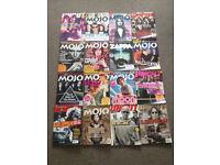 FREE Rock music magazines (Pink Floyd interest / Mojo, Uncut, Classic Rock...)