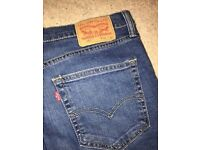 "Levi's Men's Jeans - 511 - Slim Fit - 32"" X 32"" - Excellent Condition"