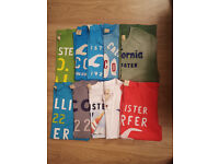 Ten Hollister T-Shirts - M - *WILL POST* - Will sell individually