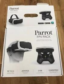 Parrot fpv pack near new