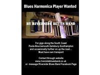 Blues Harmonica player wanted - Poole/Southampton area