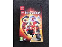 The Incredibles-Nintendo Switch Game