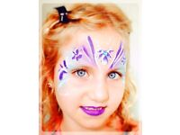 Face Painter London - Face Painting Facepainting Body painting