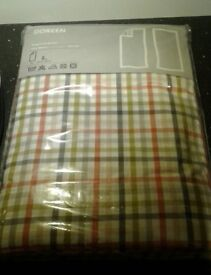 Pair of Brand New Doreen Curtains by IKEA