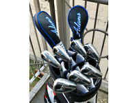 MINT WILSON IRONS & ADAMS HYBRIDS - £235 - CASH ON COLLECTION ONLY