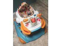 Unisex baby car walker