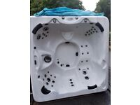 7 seater hot tub/ jacuzzi