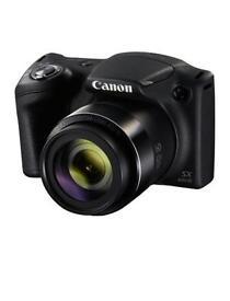 BRAND NEW POWERSHOT WIFI CANON SX420 SI BRIDGE CAMERA