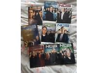 NCIS Naval Criminal Investigative Service Seasons 1-8 (48 discs)