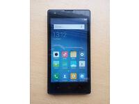 Xiaomi Redmi 1S Unlocked Dual SIM Mobile Phone. Quad Core 1.6GHz, 8GB/1GB, 8MP/1.6MP Cameras