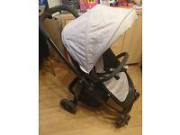 Graco EVO Pushchair & Car Seat