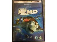 Finding Nemo DVD (2 disc collectors edition)