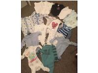Newborn/0-3 bundle