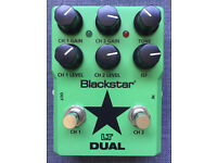 Blackstar LT Dual Twin Channel Overdrive/Distortion Guitar Effect Pedal