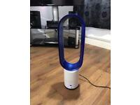 """Free Local Delivery. Brand New. Blue. 16"""" Bladless Fan."""