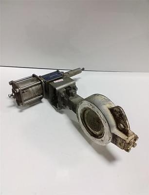 Keystone Morin Pneumatic Hydraulic Rotary Actuator 79s-006u-d000