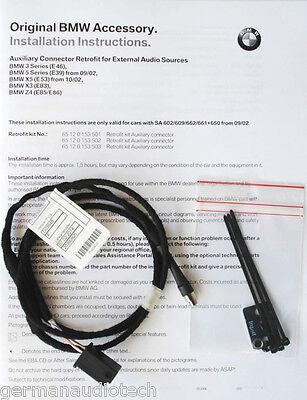 AV-Anschlusskabel Line In fr Kenwood CDA-117Ri IDA-X301 USB iPod ...