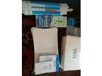 Nintendo Wii, Wii fit plus, balanceboard, games and load of extras