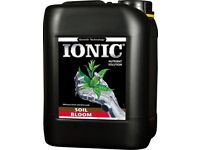 Ionic Soil Bloom/Grow 5L Plant feed/nutrient Hydroponics