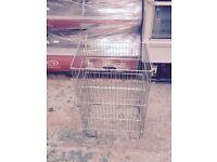 Retail baskets/ Dump bins square