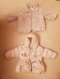 Winter coats 6-9 months