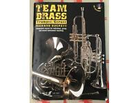 Trumpet book - 'TEAM BRASS' Trumpet / Cornet by Richard Duckett